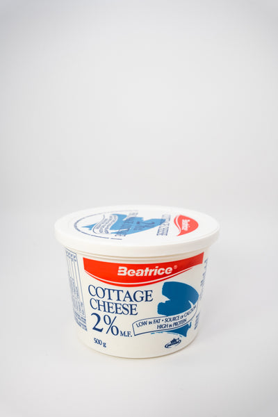 Beatrice Cottage Cheese 2% mf Plain