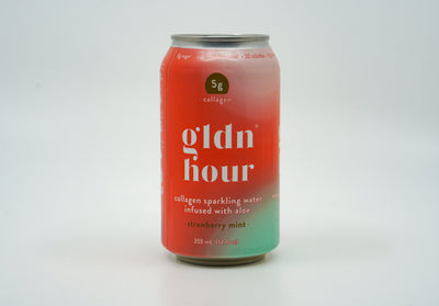Gldn Hour - Strawberry Mint