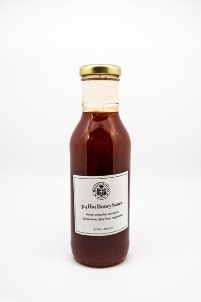 MG 314 Hot Honey Sauce
