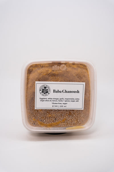 MG Baba Ghanoush