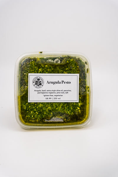 MG Arugula Pesto