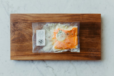 MG Sousvide King Salmon