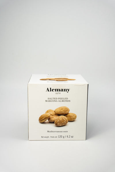 Alemany Salted Peeled Almond