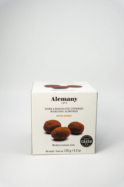 Alemany Dark Chocolate Covered Almonds