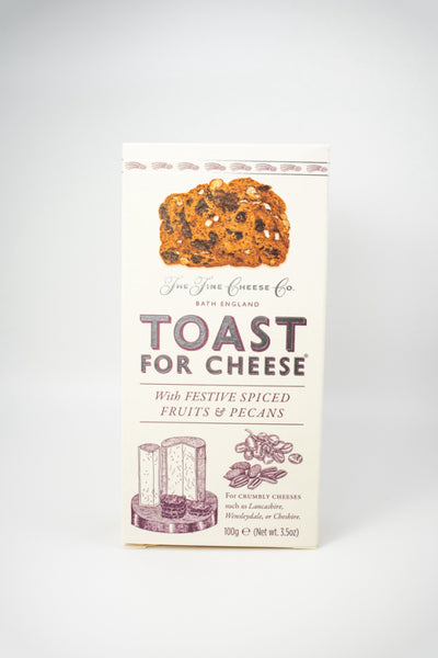 Fine Cheese Co. Festive Toasts for Cheese
