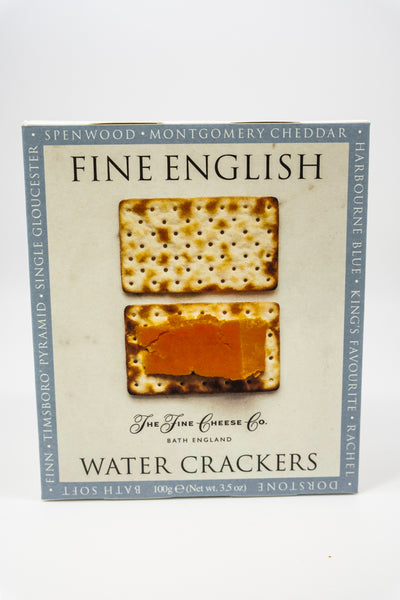 Fine Cheese Co. Heritage Crackers Water