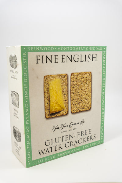 Fine Cheese Co. Heritage GF Water Crackers
