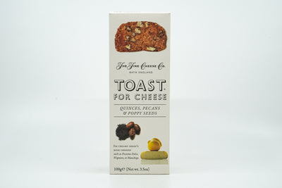 Fine Cheese Co. Toasts Quinoa Pecan + Poppy