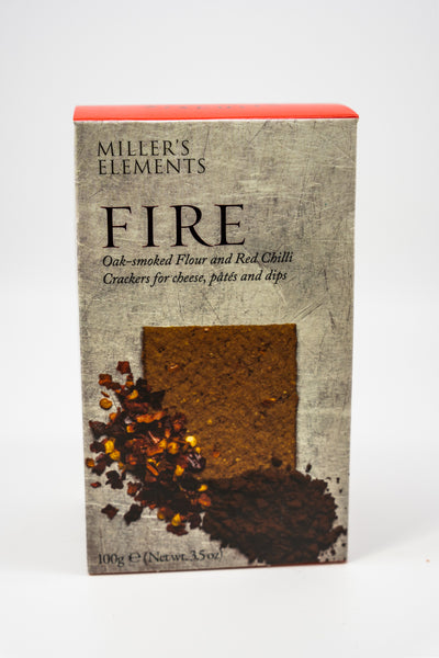 Miller's Elements Crackers Fire