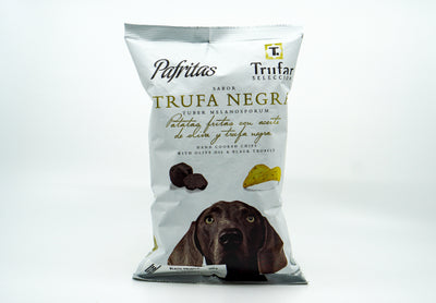 Parfritas Potato Chips Black Truffle