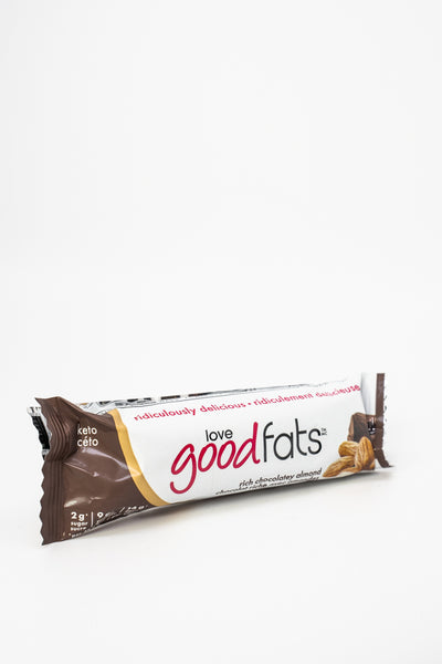 Love Good Fats Bar Choc + Almond