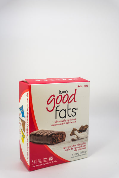 Love Good Fats 4pk Coconut Chocolate Chip