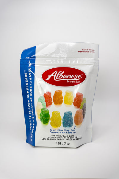 Albanese Sour Gummy Bears