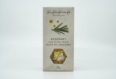 Fine Cheese Co. Crackers Rosemary + EVOO