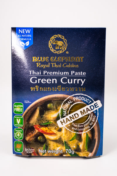 Blue Elephant Green Thai Curry Paste