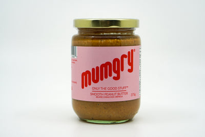 Mumgry Smooth PB Nut Butter