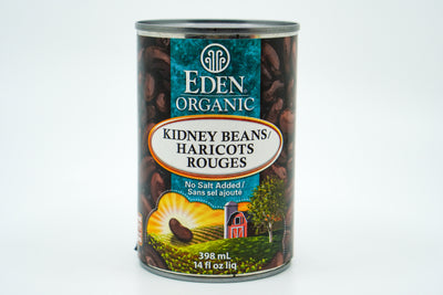 Eden Beans Kidney - No Salt