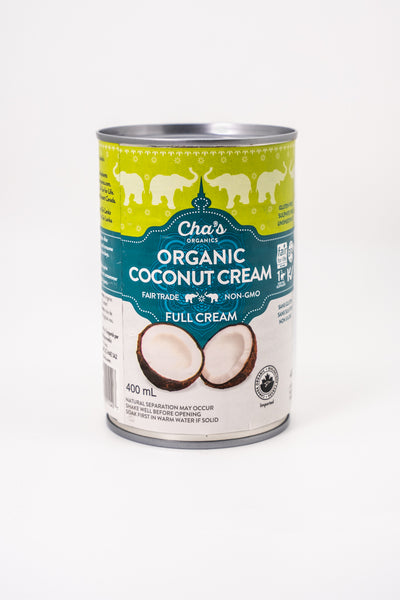 Cha's OG Coconut Cream