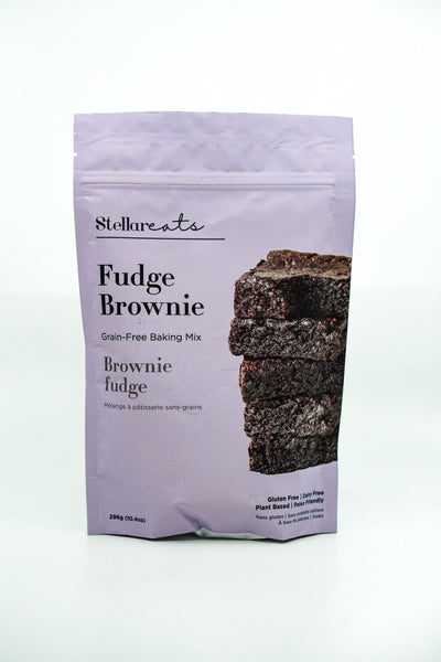Stellar Eats Baking Mix Fudge Brownie