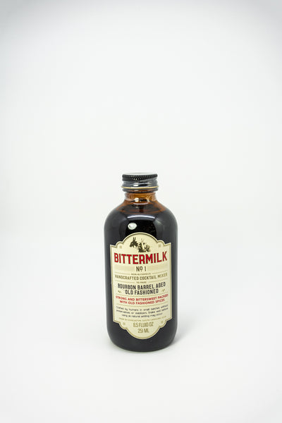 Bittermilk Bitters Bourbon Aged Old Fashioned #1