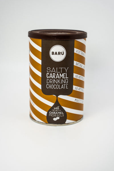 Barü Salty Caramel Drinking Chocolate