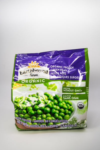 Earthbound Frozen Peas