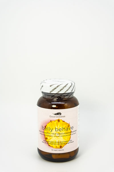 Good Goddess Belly Behave Probiotic