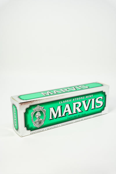 Marvis Toothpaste Strong Mint