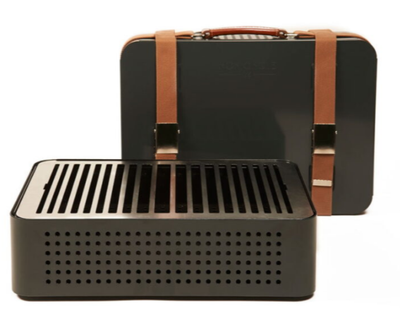 Mon Oncle Portable Bbq - Grey