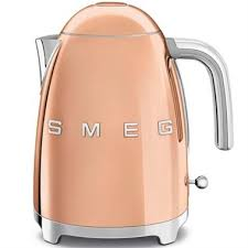 Smeg Gold/Rose Gold Limited Edition Kettle