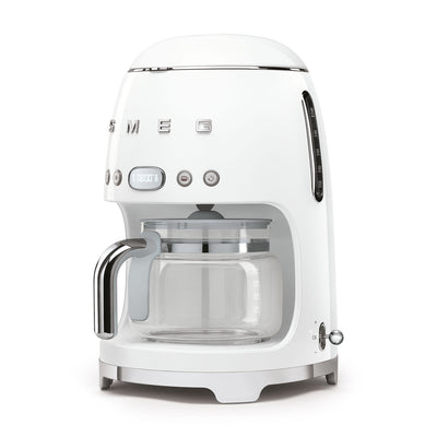 Smeg 10C Drip Coffee Maker White