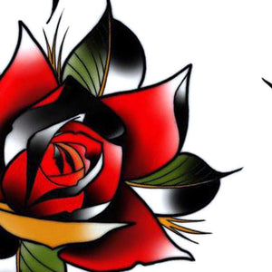 100 Roses tattoo idea ebook with tattoo design references in high resolution by tattoodesignstock.com