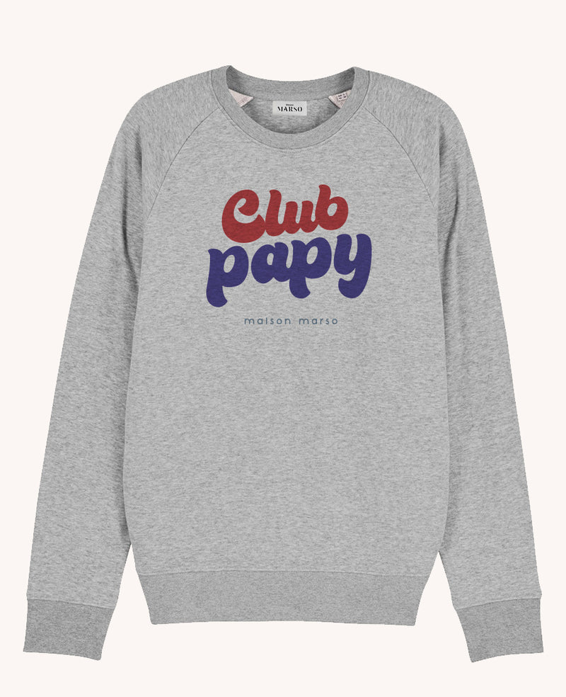 Sweat homme Club Papy