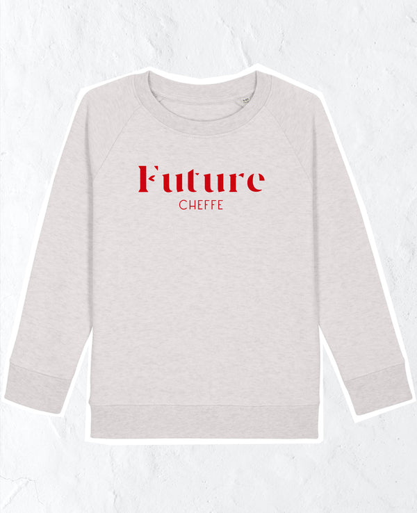 Sweat enfant Future personnalisable