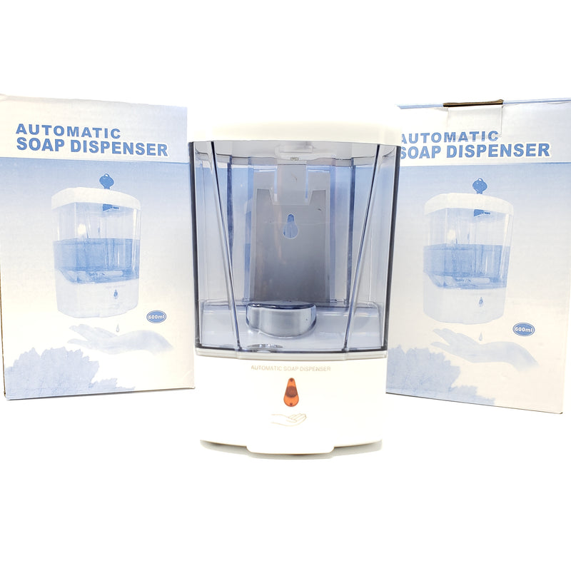 Automatic Soap, Hand Sanitizer & Alcohol Dispenser