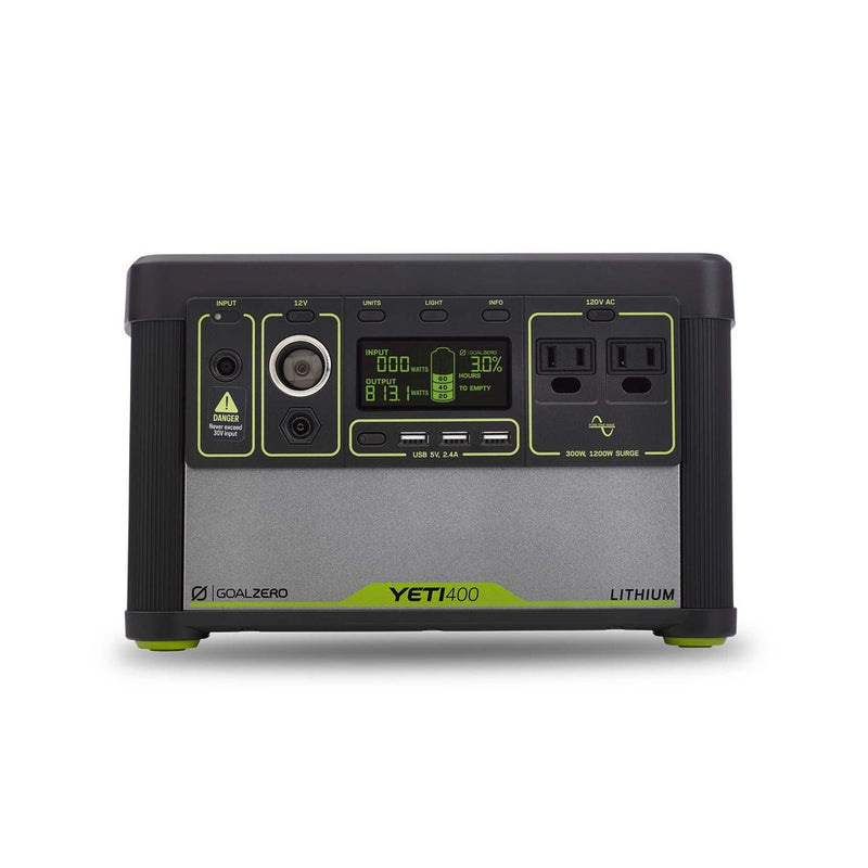 Yeti 400 Lithium Portable Power Station