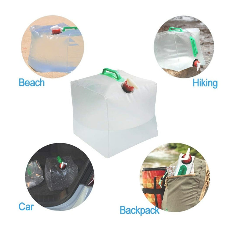 20L Collapsible Water Container