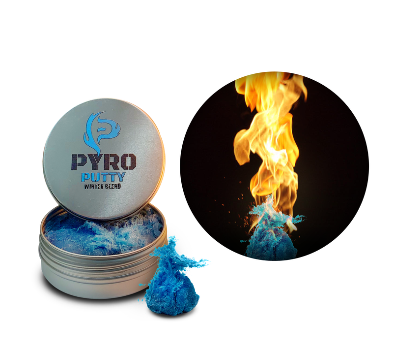 Waterproof Fire Starter – Winter Blue Blend