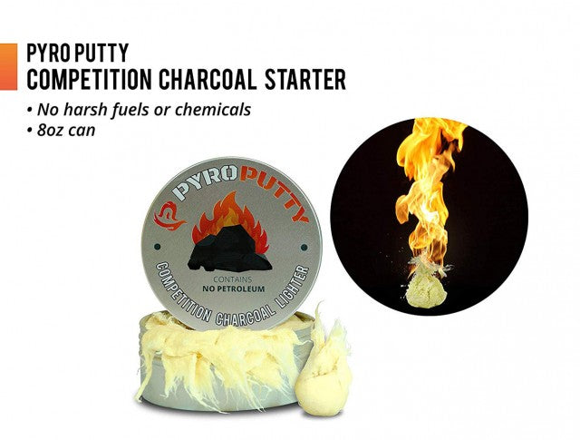 Charcoal Starter 2oz Can