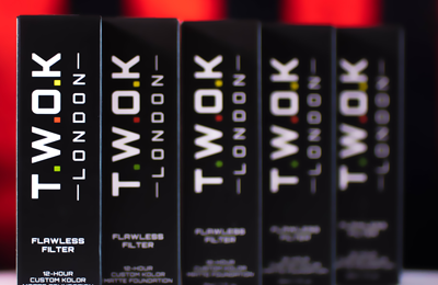TWOK London: The Perfect Wedding Foundation
