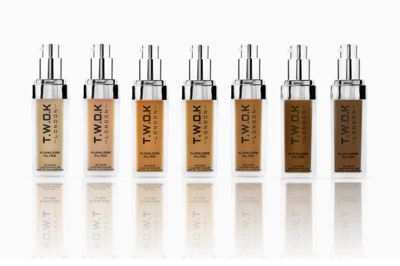 Flawless Filter Foundation - TWOK London