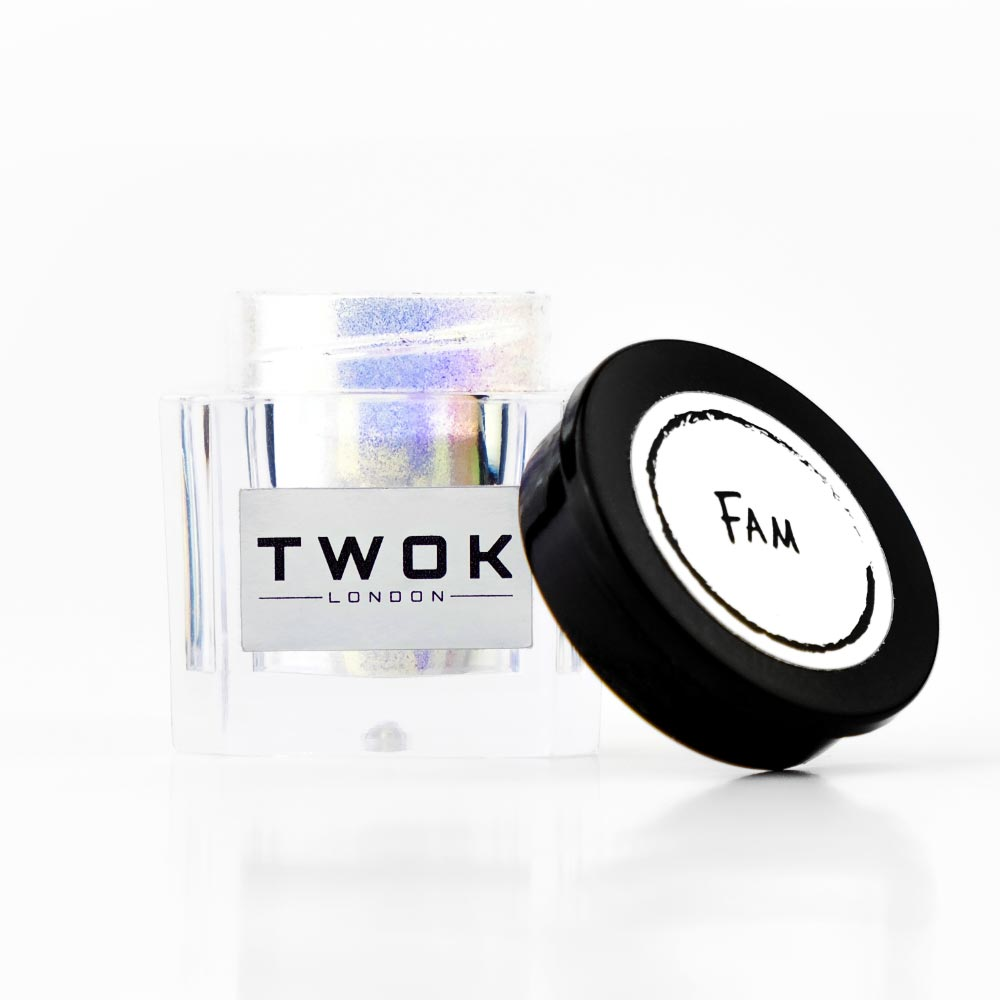 FAM - LOOSE EYE SHADOW PIGMENT - TWOK London