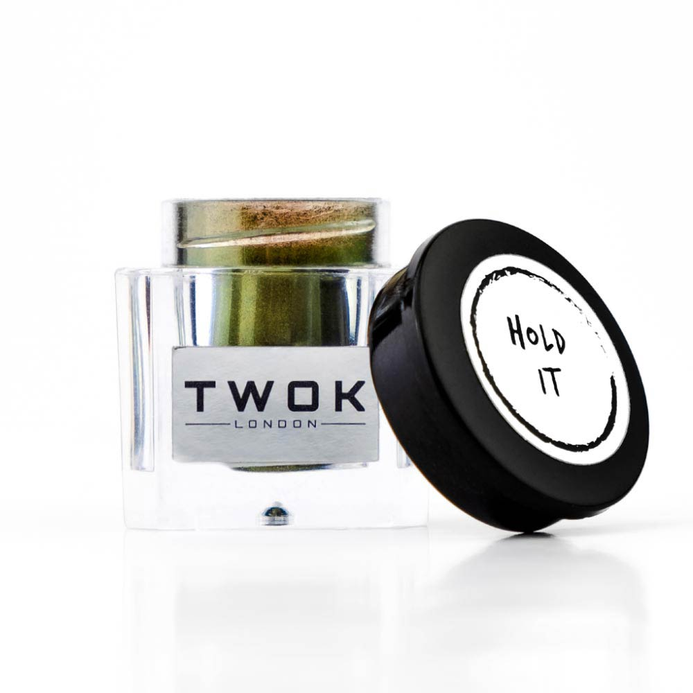 HOLD IT - LOOSE EYE SHADOW PIGMENT - TWOK London