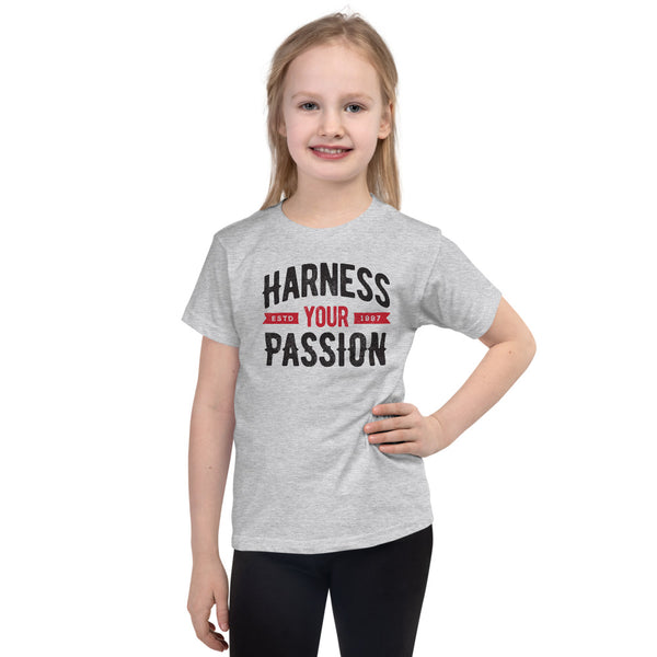 Harness Your Passion kids t-shirt