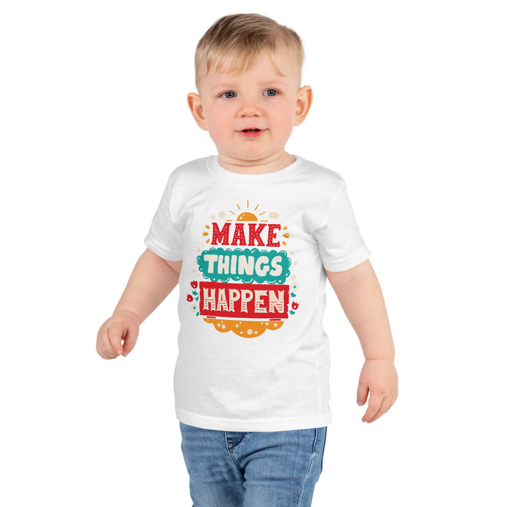 Make Thing Happen kids T-shirt