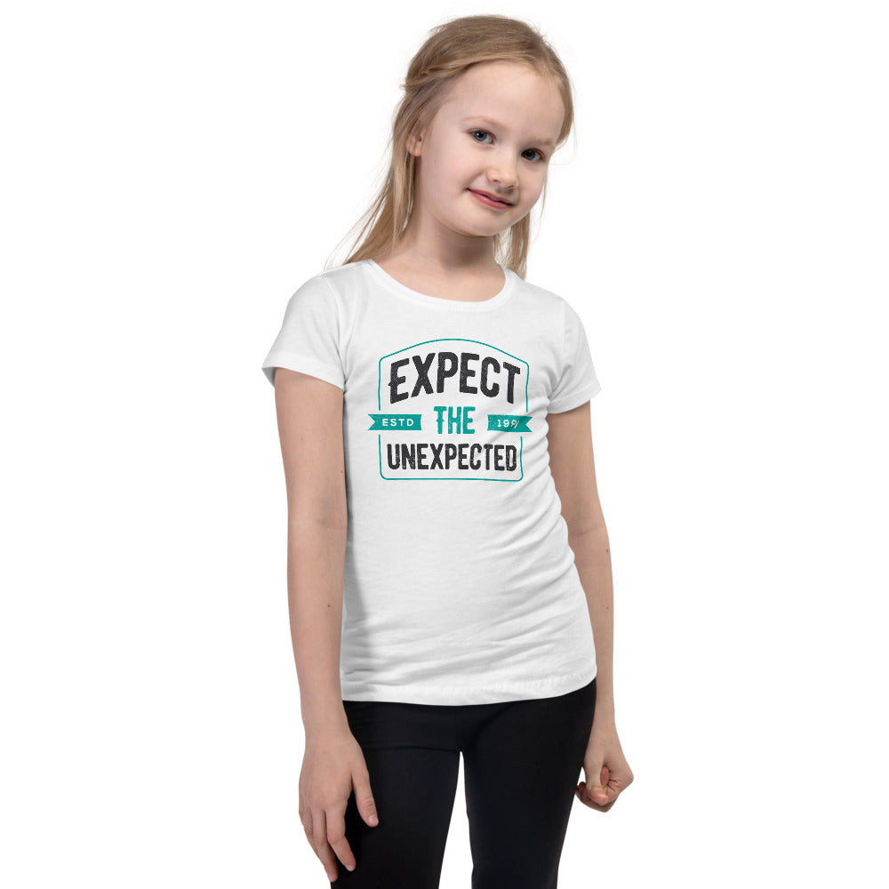 Expect Unexpected Girl's T-Shirt