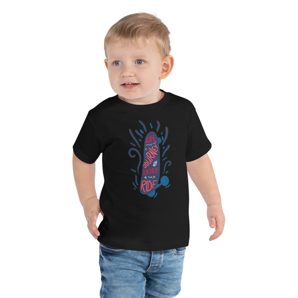Life Is A Journey Toddler Tee