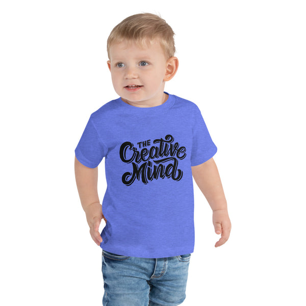Creative Mind Toddler Tee