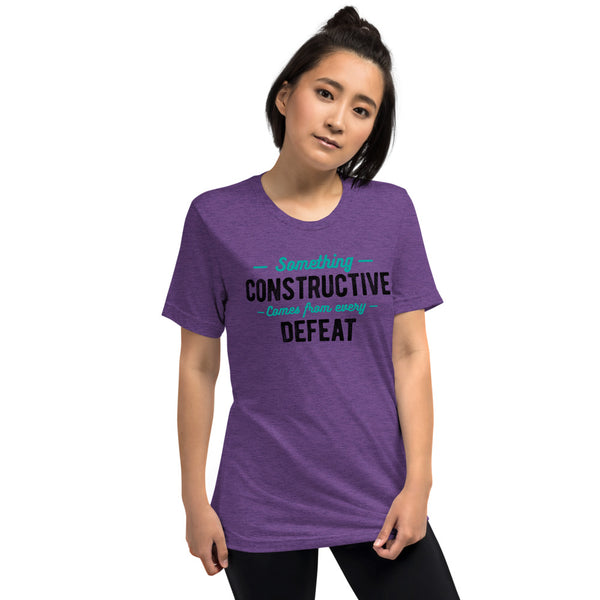Constructive Short sleeve T-Shirt