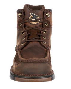 Georgia Athens G7603 6in. Lace up Steel Toe Waterproof